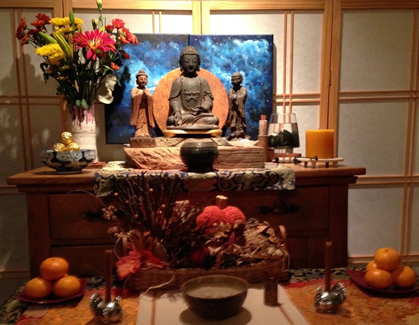 Endless Path Zendo Thanksgiving Ceremony