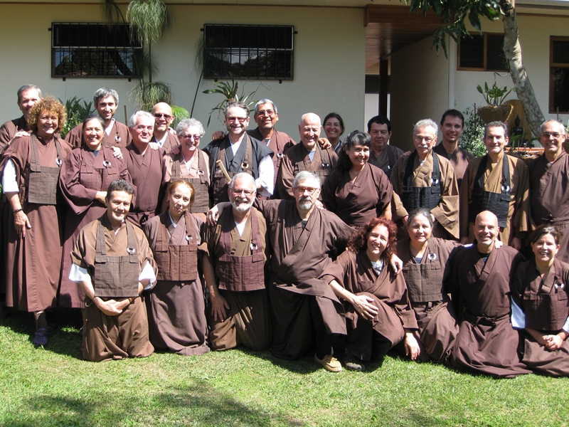 Jataka Sesshin in Costa Rica